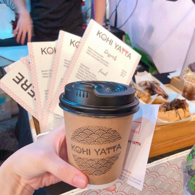 Hot Latte RM10