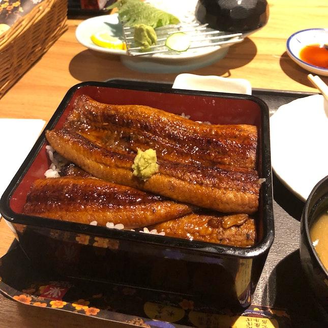 Unagi Jyu ($24.90)