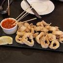 Calamari Italiani Fritti ($28++)