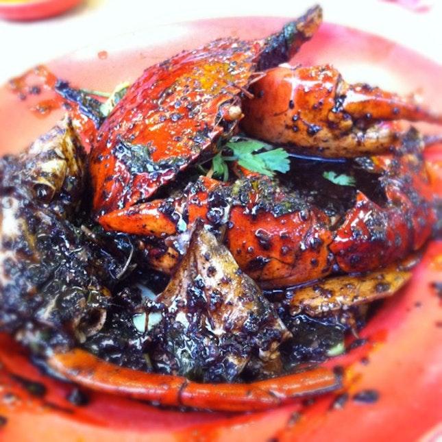 Black pepper crab. My fav. #burpple