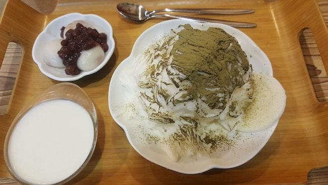 Snow Ice Dessert