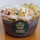 #TGIF #randyindulgence #acaifruitbowl #healthierchoices #antioxidants thanks #burpple #burpplebeyond for the 1-for-1 deals~