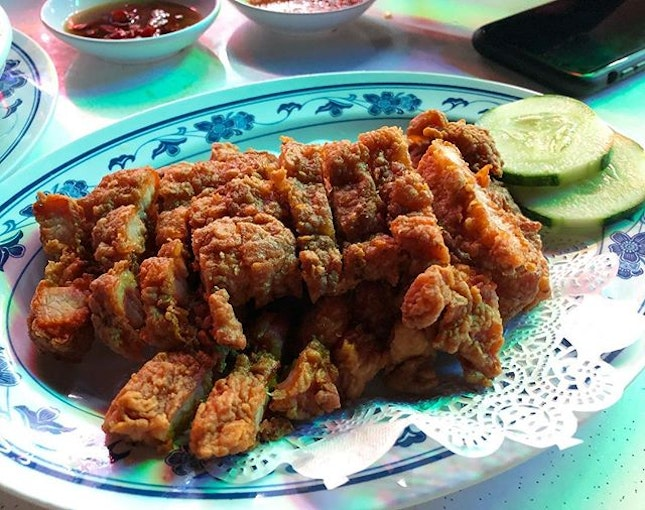 I can't explain how good is this fermented paste pork.