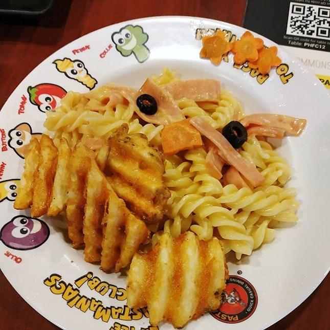 Chirpy lunch!