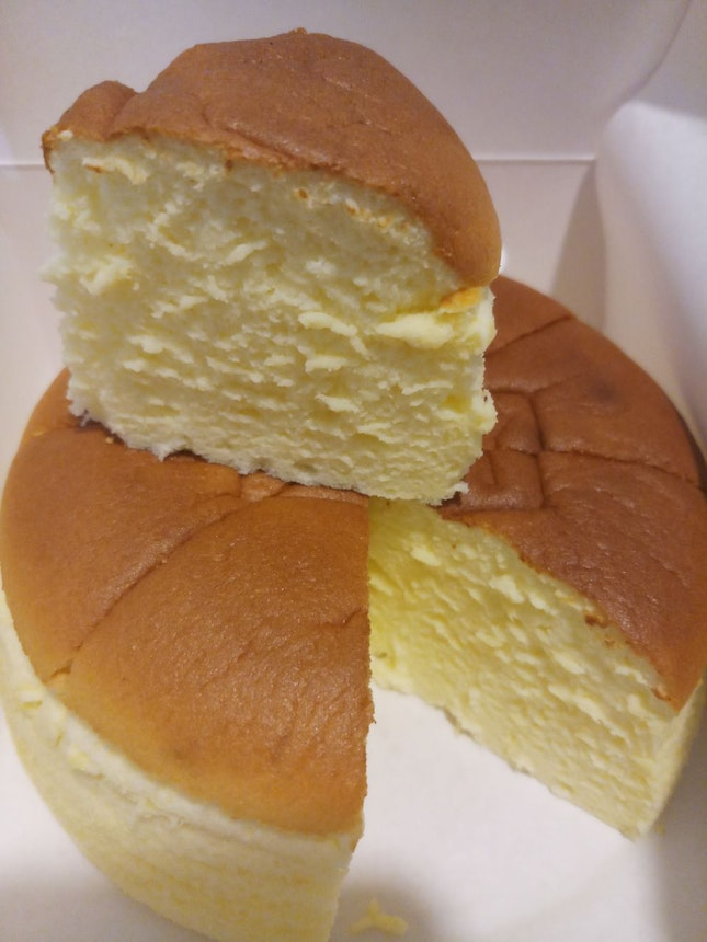 Kiroi Freshly Baked Cheese Cake 04/07/19