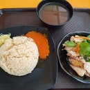 Hong Xing Li Hainanese Chicken Rice (Clementi 448 Market & Food Centre)