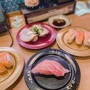 Best Sushi Restaurant in Singapore