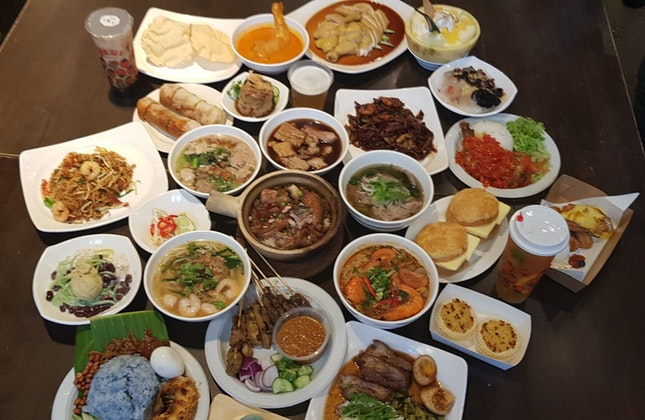 RWS street eats, all the best food in the region
