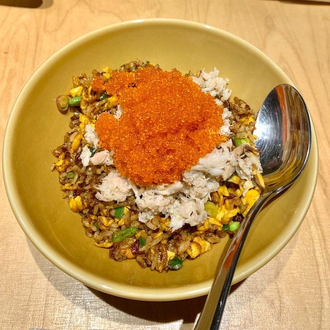 Crab XO Fried Rice