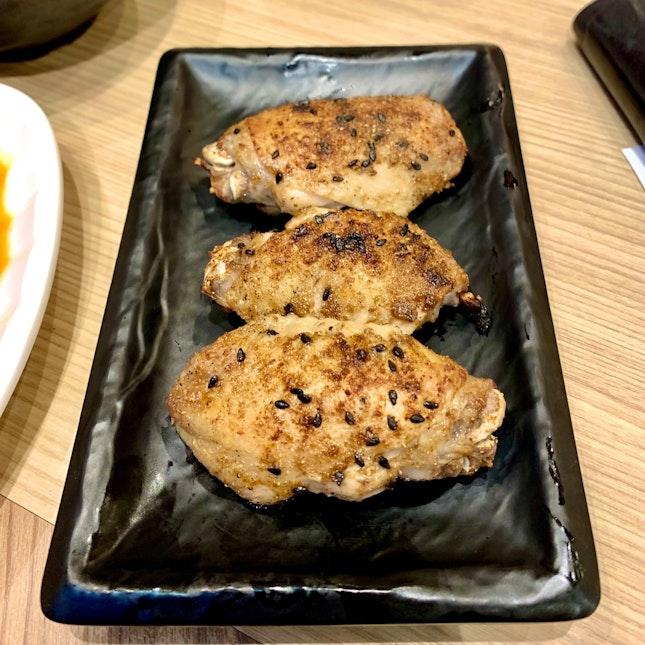Hunan Cumin Chicken Wings
