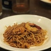 Prawn Paste Spaghetti