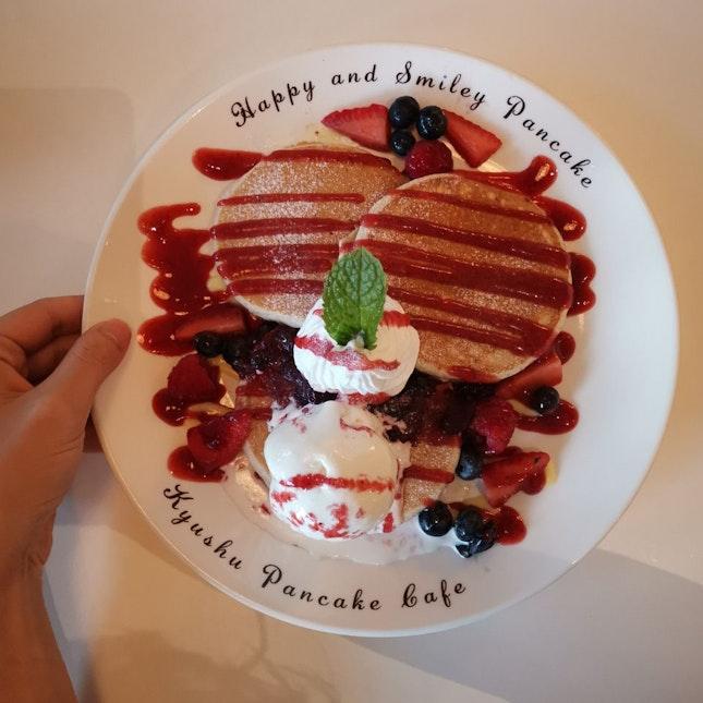 Berry Pancakes