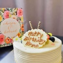 Thank you for the beautiful and delicious birthday cake!.