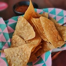 Chips And Salsa Roja