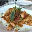 Homemade Tagliolini