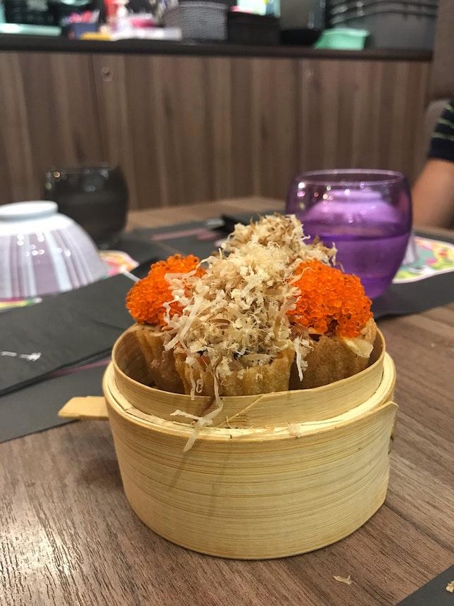 Samurai Kueh Pie Tee