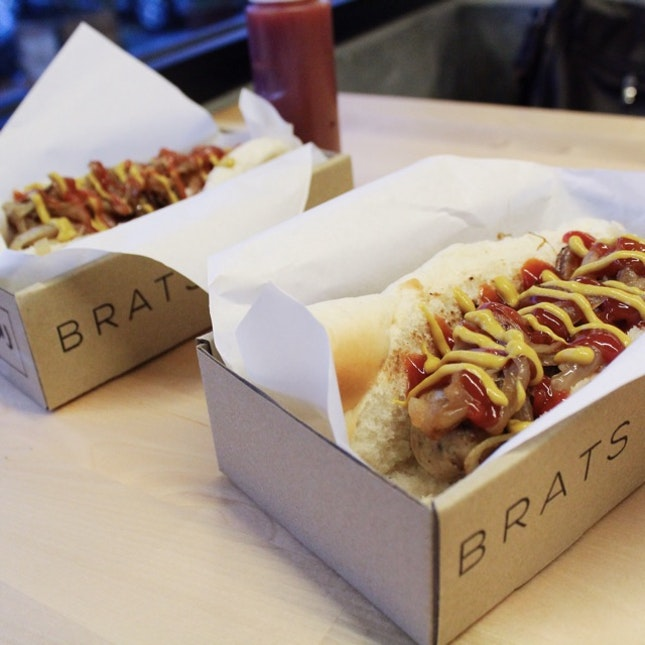 Need Sausage With Bun?
