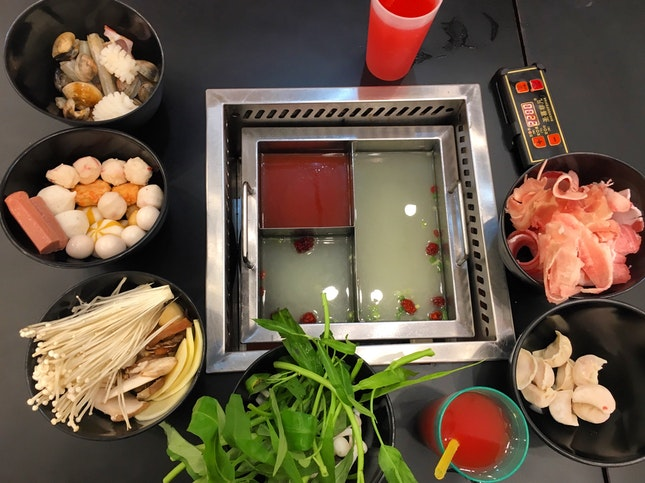 ONEPOT STEAMBOAT