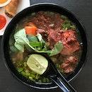 Beef Stew Noodles (RM9.50)