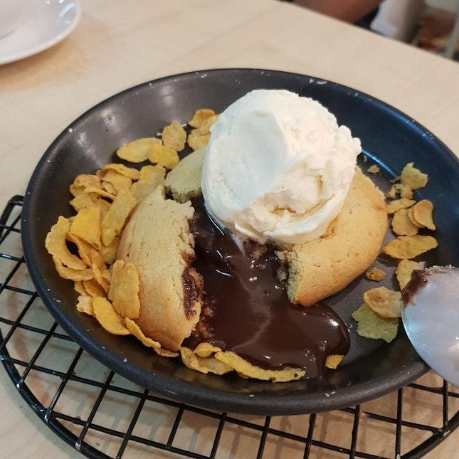 Lava Cookies