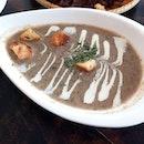 Cream of Mushroom Soup from T Bob's Corner!