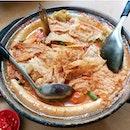 Restoran Kam Long (阿福街金龙咖喱鱼头)