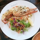 Lobster Thermidore from T Bob's Corner!