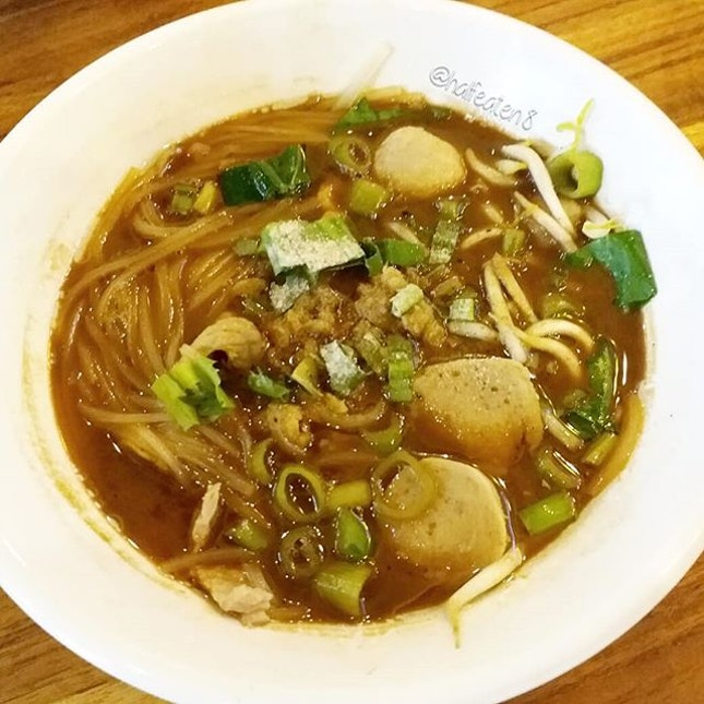 Beef Boat Noodles from Royal Thai!