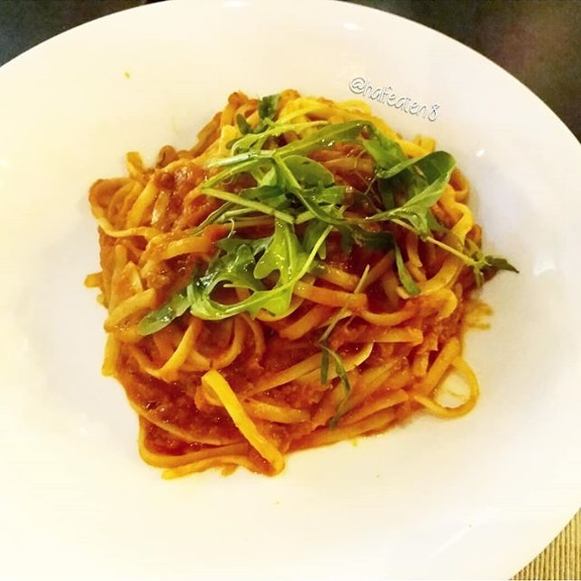 Spaghetti Bolognese from Gustoso!