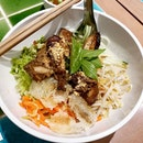 Grillled Chicken noodle from Pho Street!