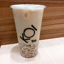 Taro Q Milk Tea from Koi!