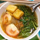 Ate this Bun Rieu Cha pho from Pho Street a while back!