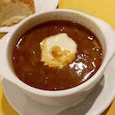 Borsch Soup from Shaslik Restaurant!