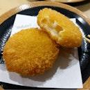 Crab Cream Croquette from Fish Mart Sakuraya!