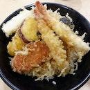 Tendon from Fish Mart Sakuraya!