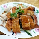 Roast Chicken from Wee Nam Kee!
