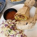 Chicken Burrito from Chico Loco!
