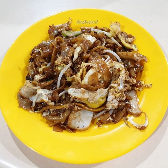 Fried Kway Teow from Bukit Timah Food Centre!