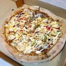Gangnam Cowboy Pizza from Pizza Maru!