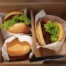 Shroom Burgers from Shake Shack!