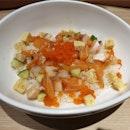 Bara Chirashi from Itacho Sushi!