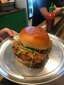 Fried Chicken Slider