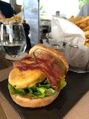 NY Bacon Burger