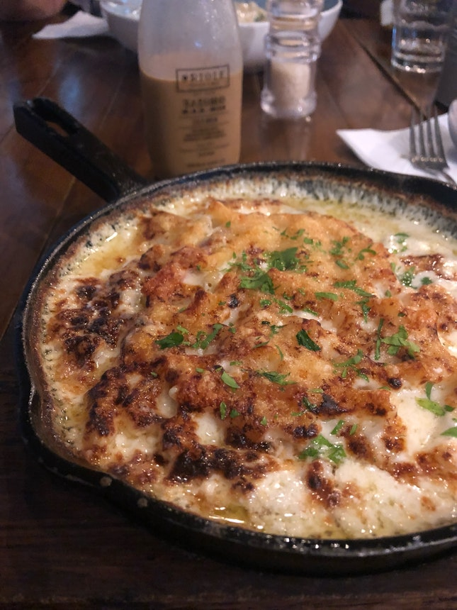 Truffle Bacon Mac