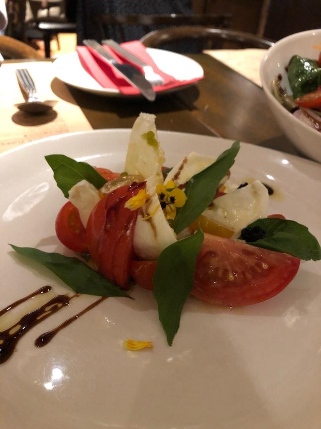 Buffalo Mozzarella Salad