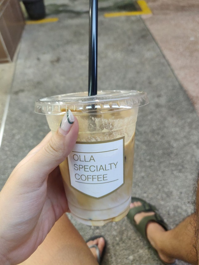 Cafe-hopping