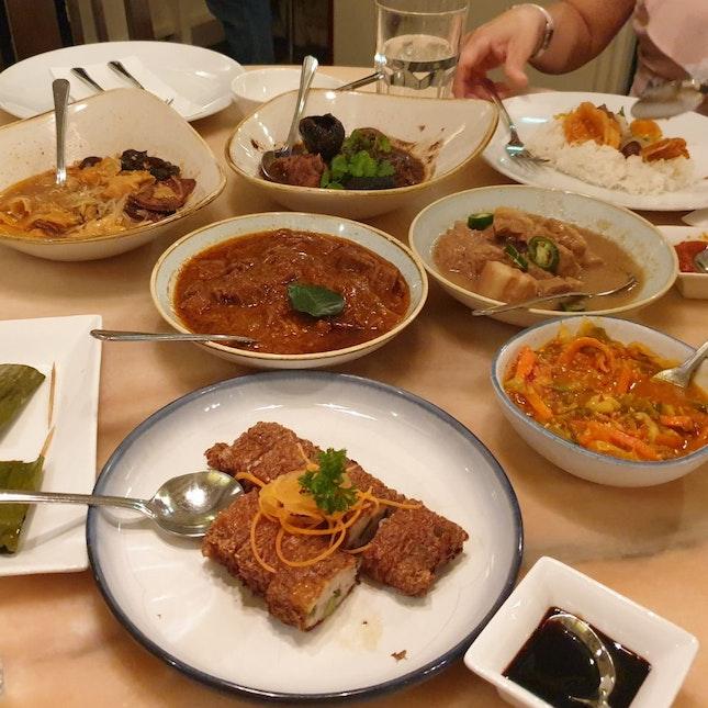 Good Peranakan Food