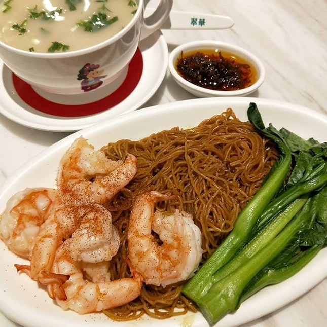 #throwback my long overdue visit to Tsui Wah..