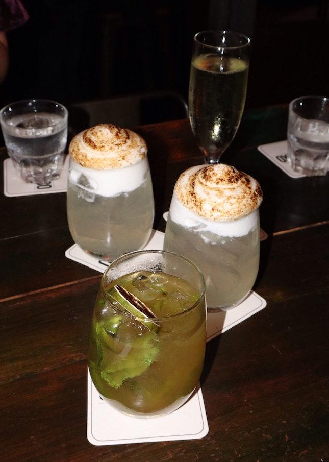 Unique Happy Hour Cocktails 🍸