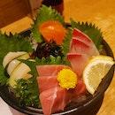 Assorted Sashimi Bowl